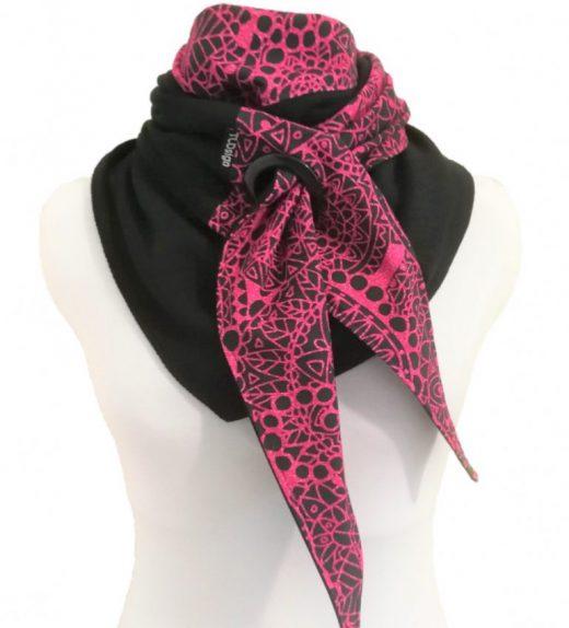 bohemian lace pinkki1