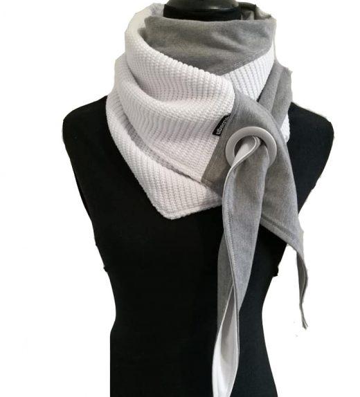 valko harmaa big knit