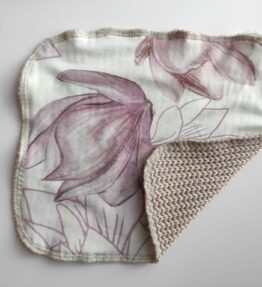 Ekologinen tiskiliina magnolia