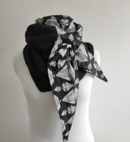 Purjerengashuivi black diamonds .big knit.