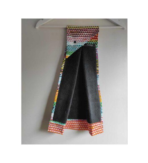 pyyhe räsy musta (2)